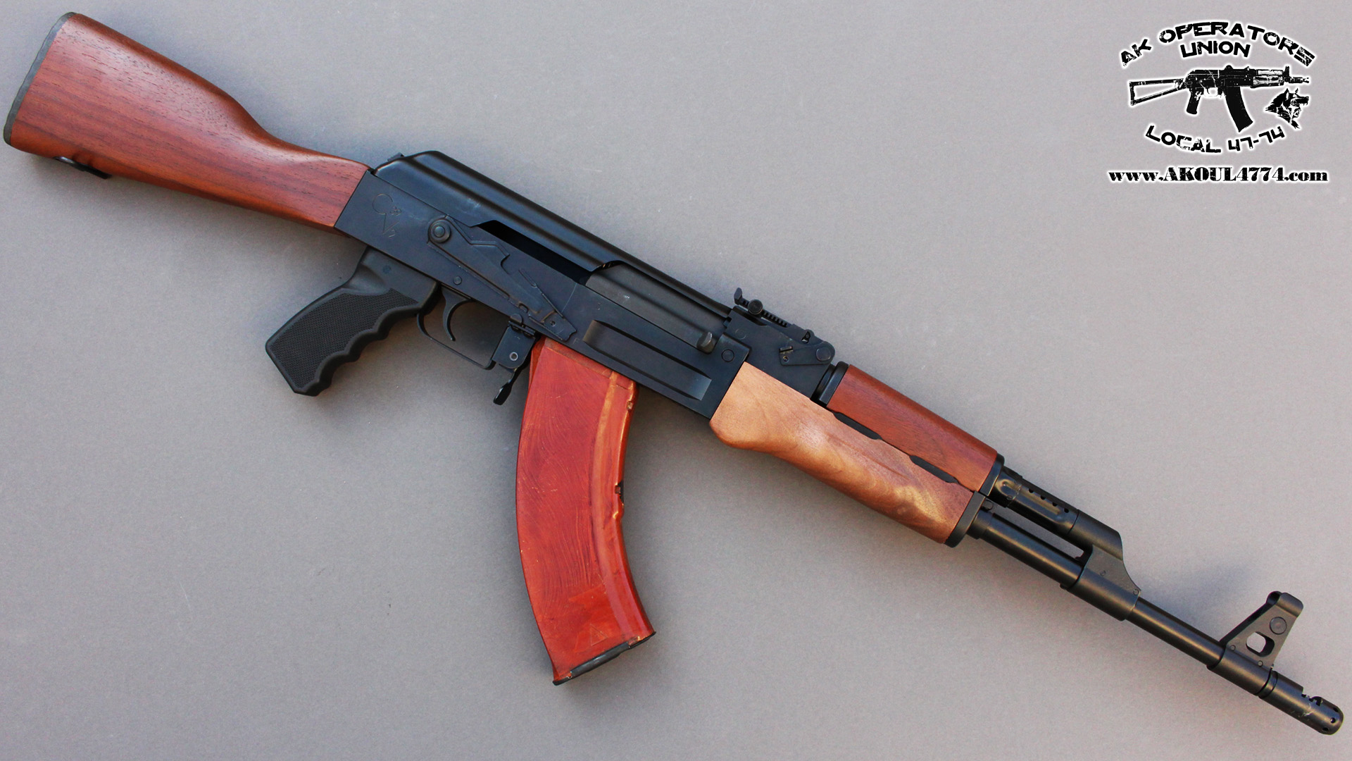 New AK47 C39 V2 from Century Arms