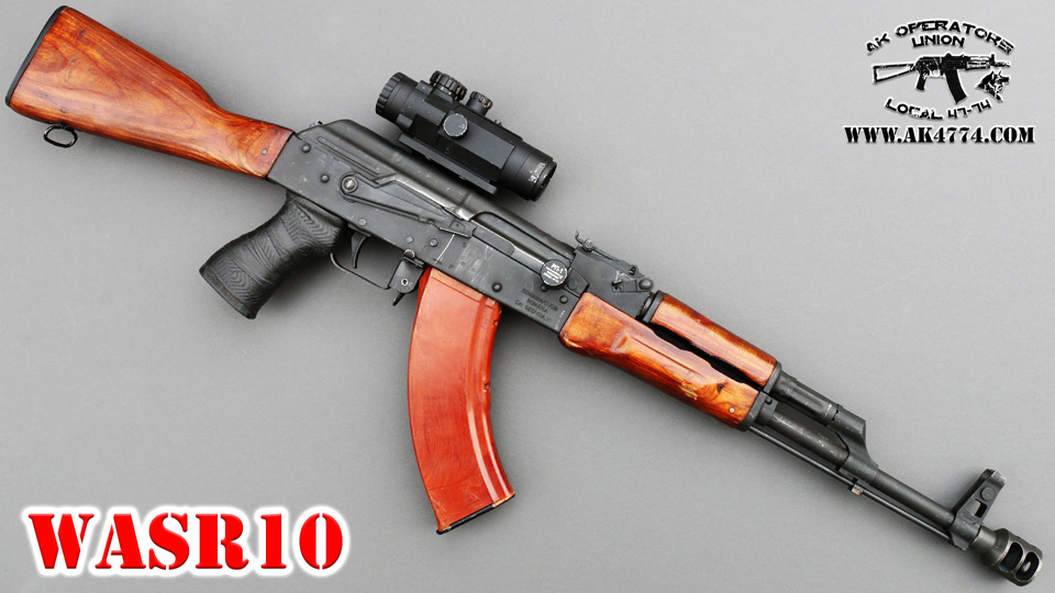 The Best Starter Ak Below 600 Goes To Wasr 10